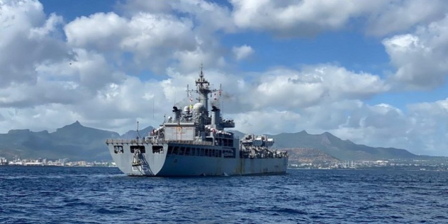 India continues to help island nations in the Eastern Indian Ocean