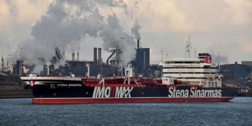 Chemical tanker still waits in Brazil