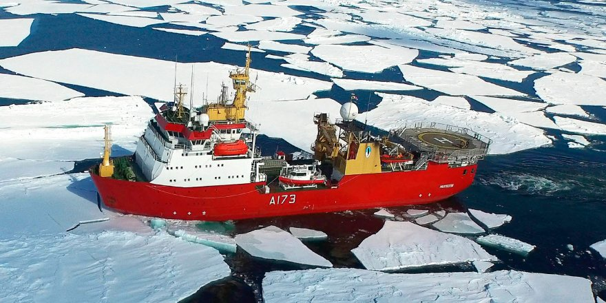 Royal Navy to renew icebreaker HMS Protector