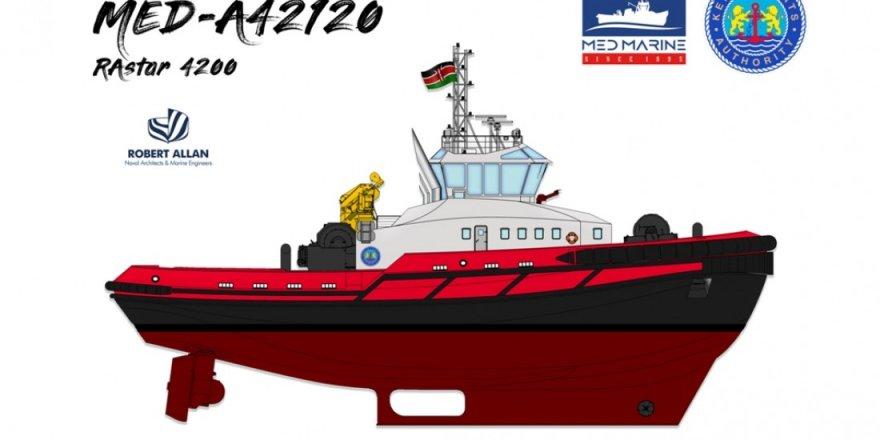 Med Marine to Build Tugboat for Kenya Ports Authority