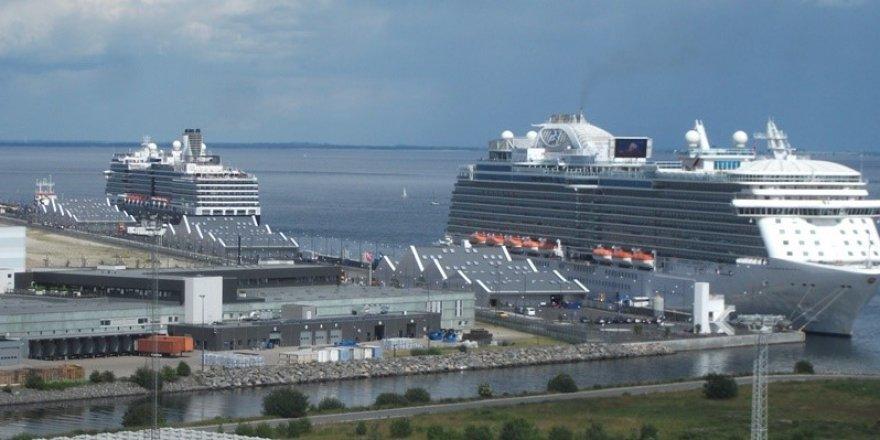 Coronavirus puts Malmö Port on ice