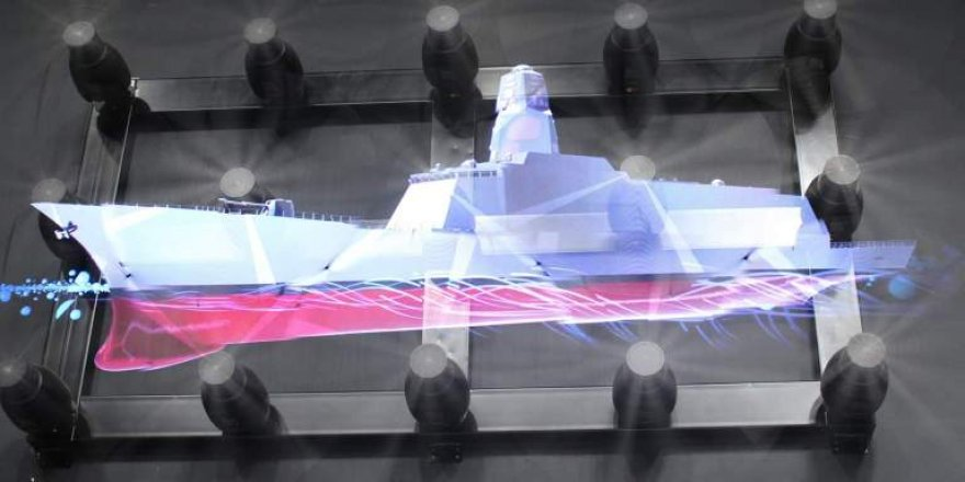 Korean Defence Agency to create the next generation destroyer