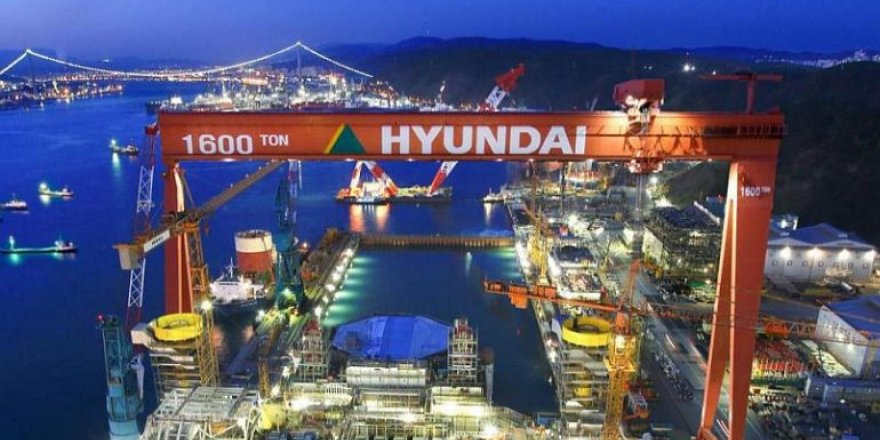 Hyundai Heavy to receive 480 bln-won green loan