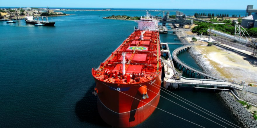 MV Barracuda completed its first voyage carrying jet fuel