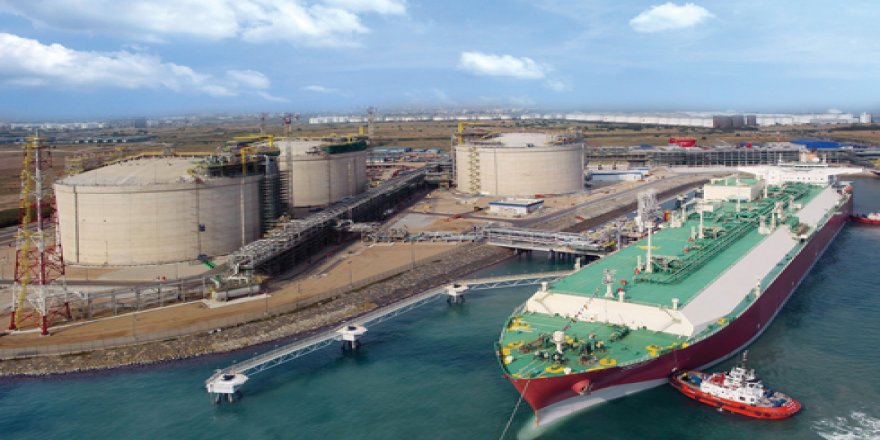 Chinese shipyard launched Singapore's first LNG vessel