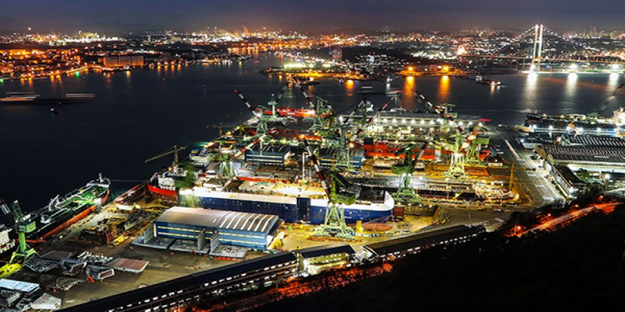Korean shipyards wants more LNG ship orders