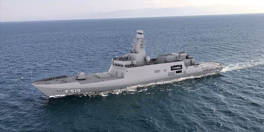 Turkey to build first indigenous frigate