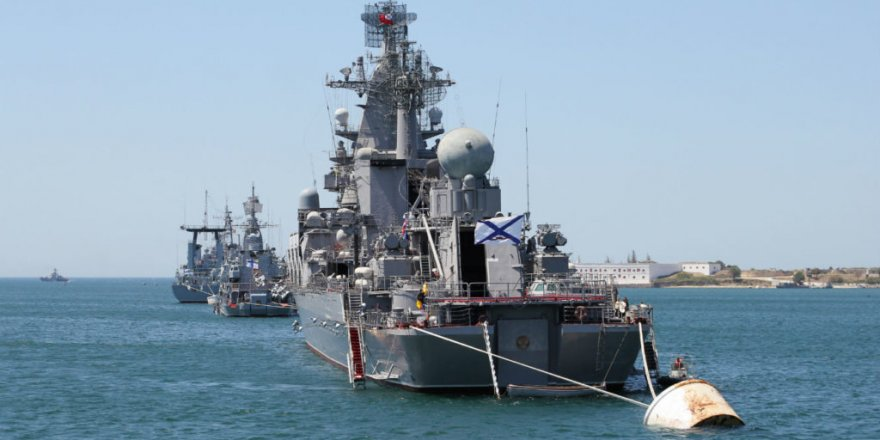 The Black Sea Fleet of Russia to start fresh exercises