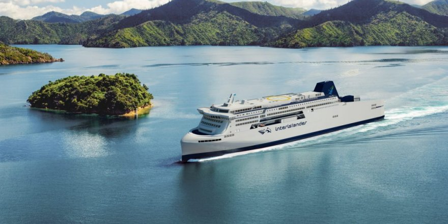 New Zealand to build two RoPax for Cook Strait