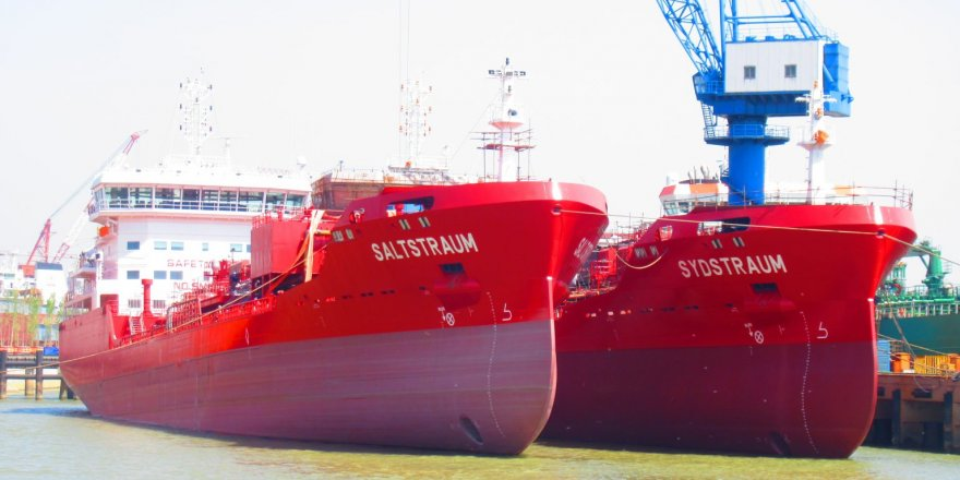 Utkilen receives the delivery of third LNG tanker