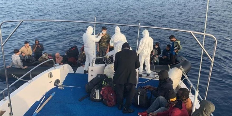 Turkey rescues 36 migrants in Aegean Sea