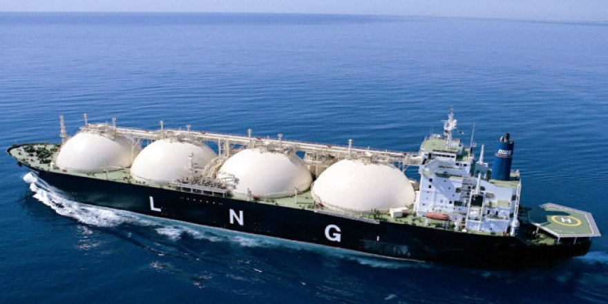 Japan reached the lowest point on LNG import