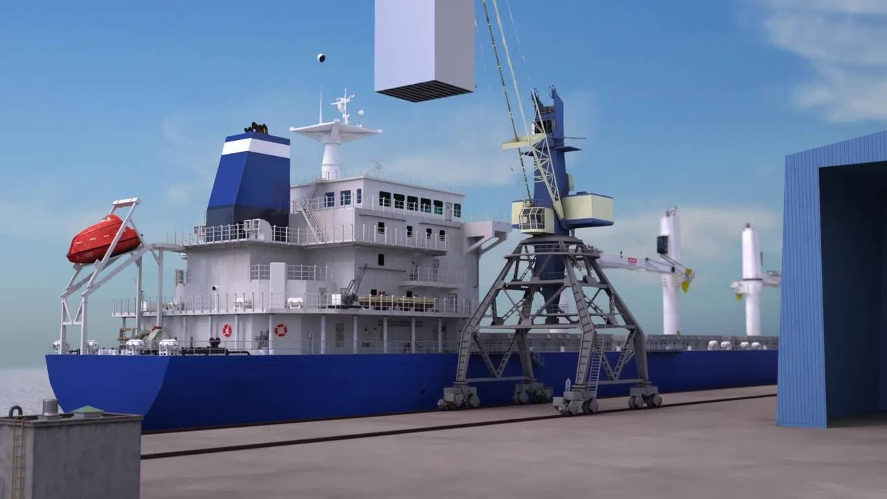 Alfa Laval introduced scrubber for smaller ships