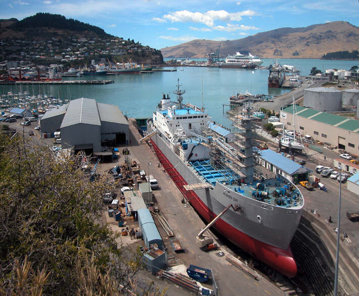 New Zealand to allow entry of some maritime vessels