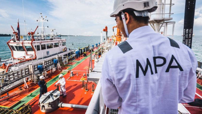 Singapore confirms more than 4,000 crew change cases