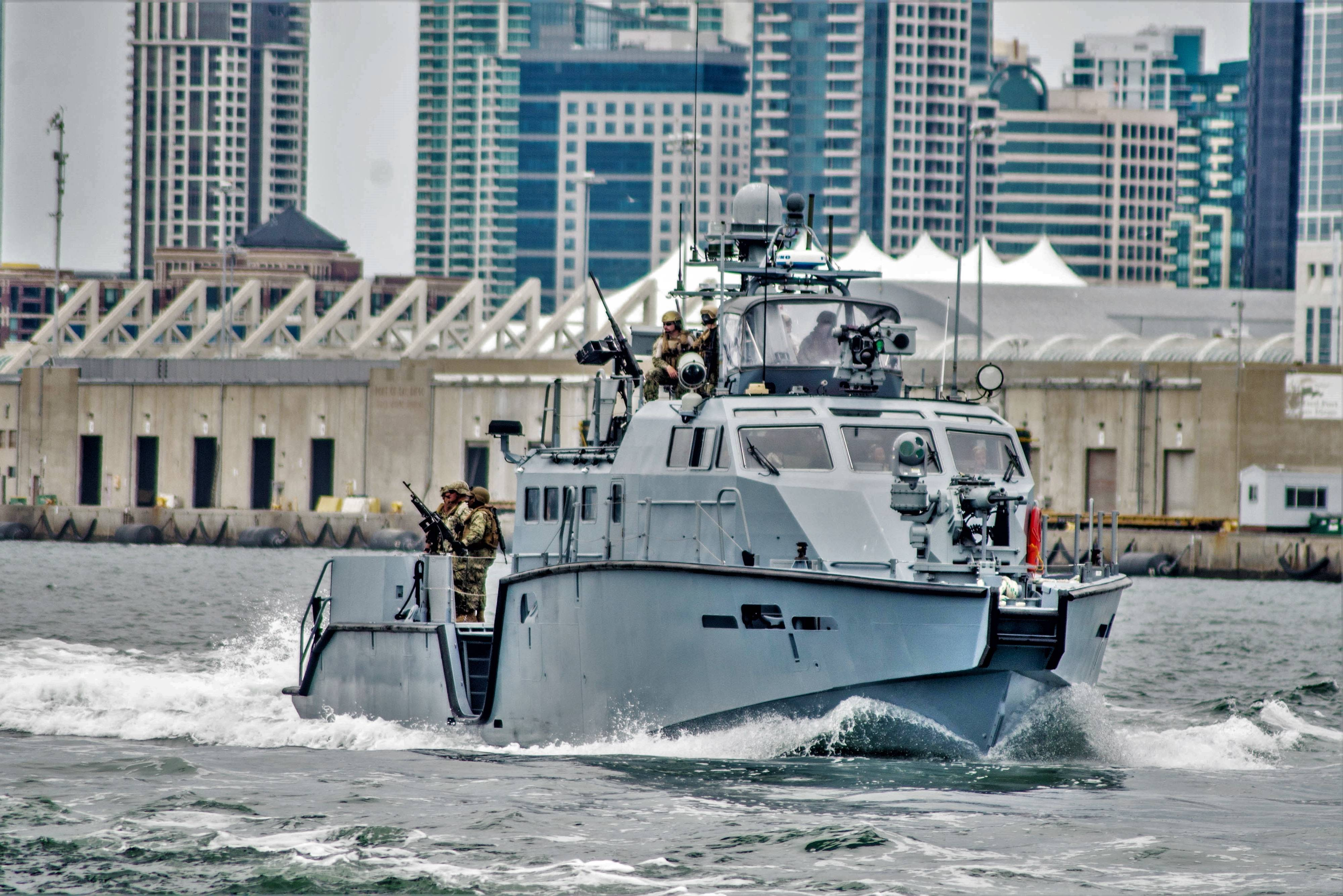 US Approves $600 Mln patrol boat deal with Ukraine
