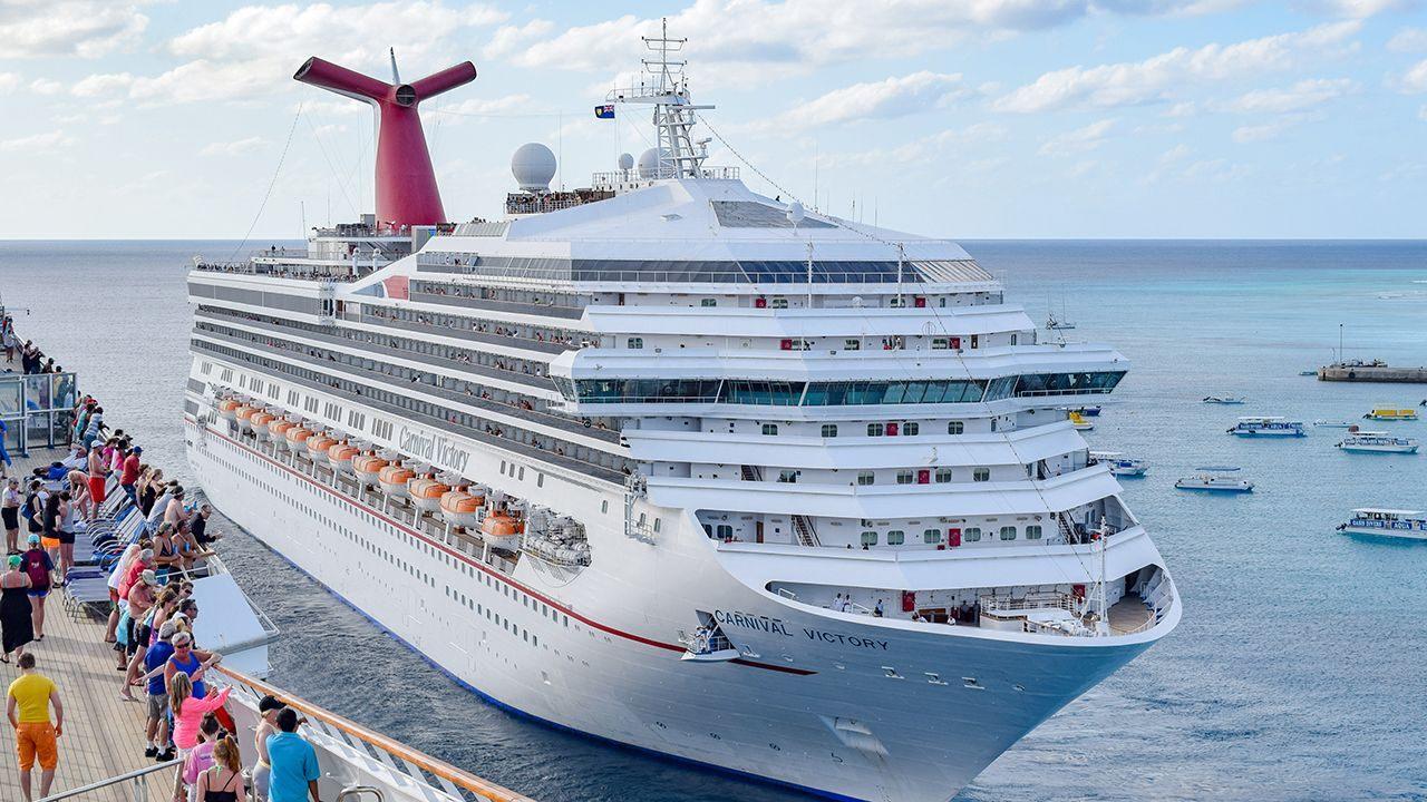 Carnival announced $4.4 billion quarterly loss