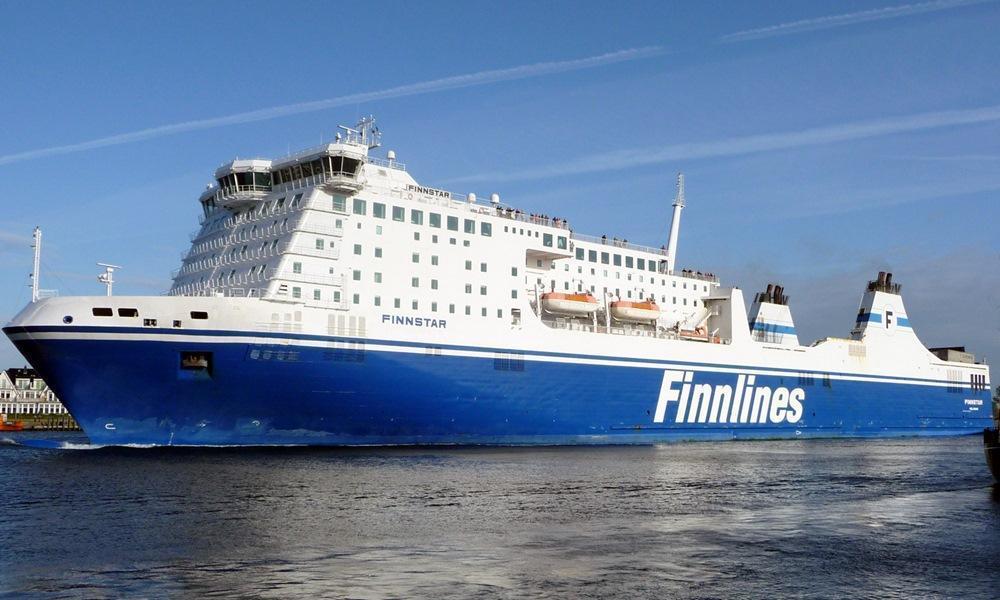 Finnlines starts construction of hybrid ro-ro