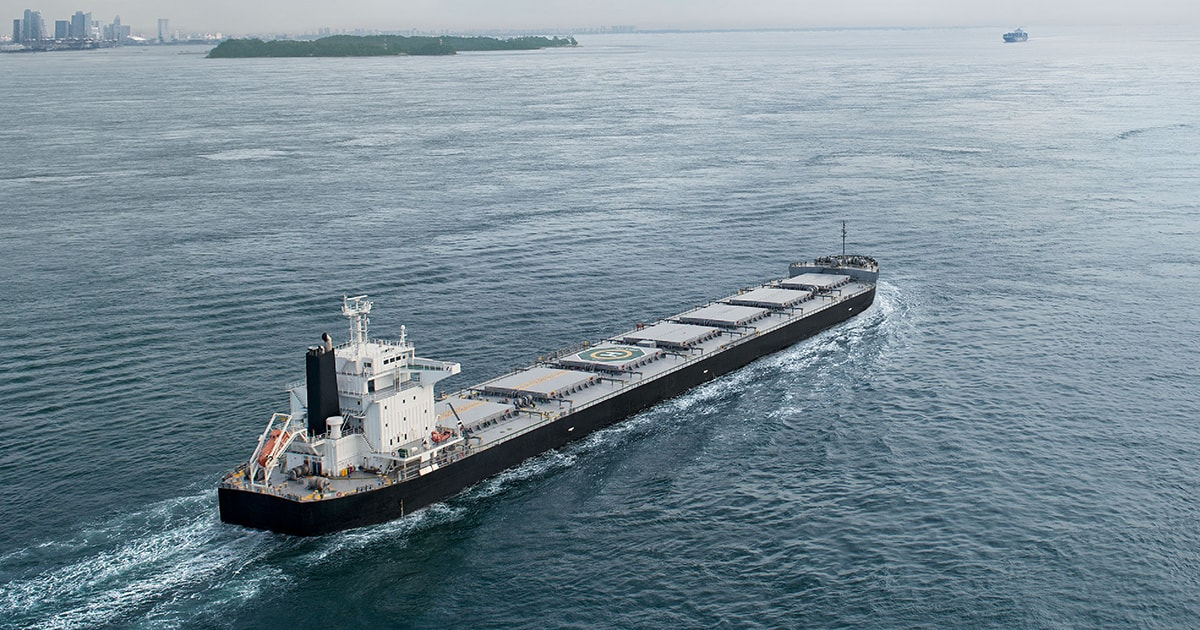 China attracts strong interest despite weakened ship fuel demand