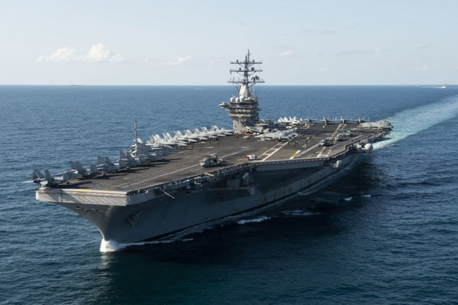 Two US Navy Ships set record for most consecutive days at sea