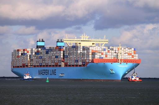 Crew members on board Maersk Idaho test positive for coronavirus