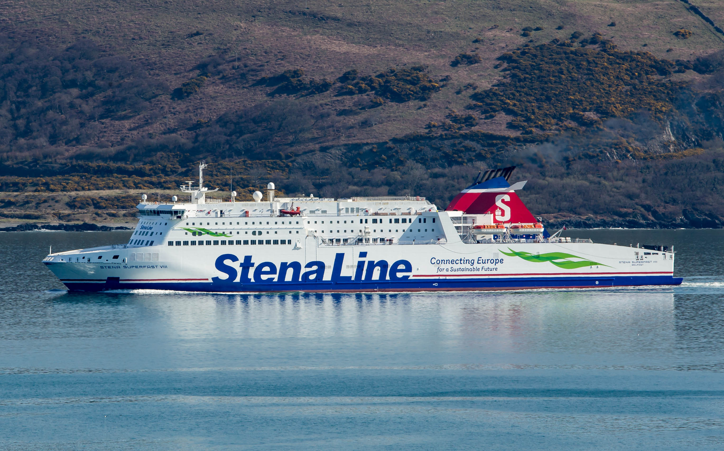 Stena Line newbuild projects begins despite coronavirus