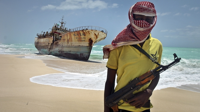 Somali Pirates Hijack Cargo Vessel off Yemen