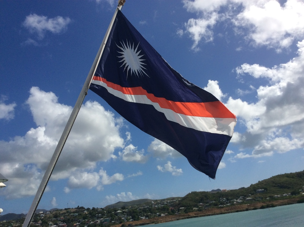 Marshall Islands ranked 6th on MoU Current Flag Performance List 2019