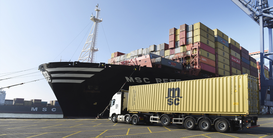 MSC joins Smart Maritime Network