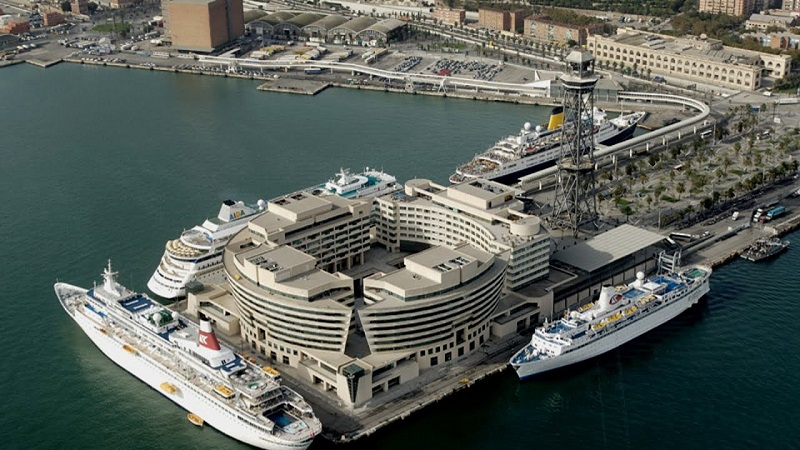 "Barcelona Cruise Port obtains the ""Safe Travels Stamp"""