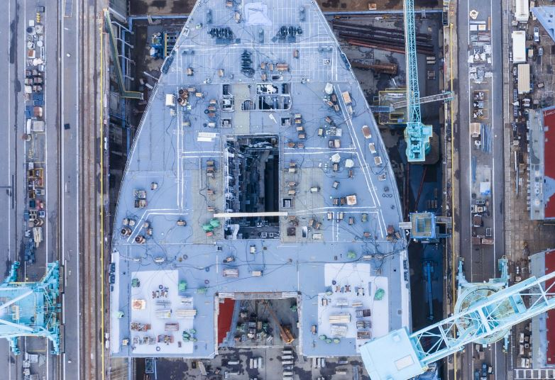 Shell's shipping studies confirm LNG as transition fuel