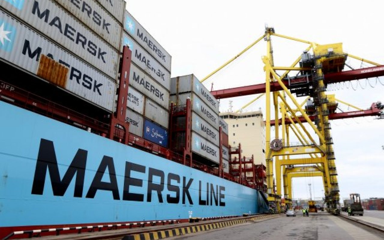Maersk sells containership for green recycling in Turkey