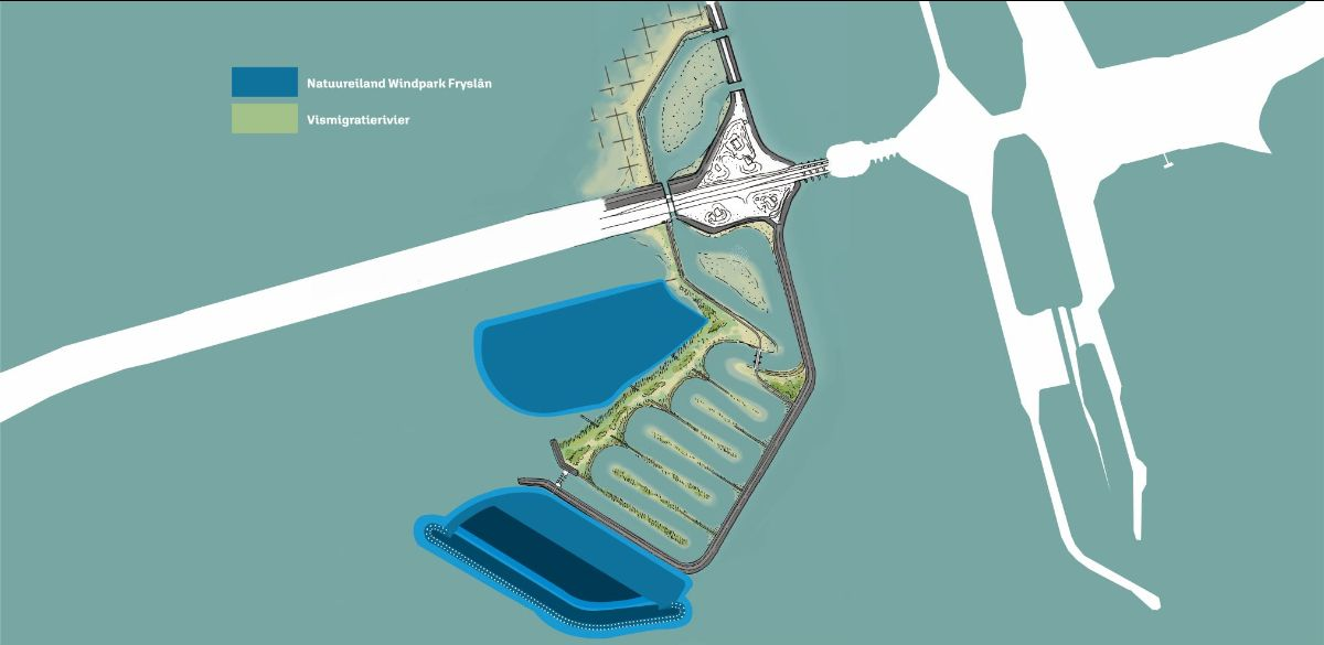 Artificial island of the Netherlands to be built by september