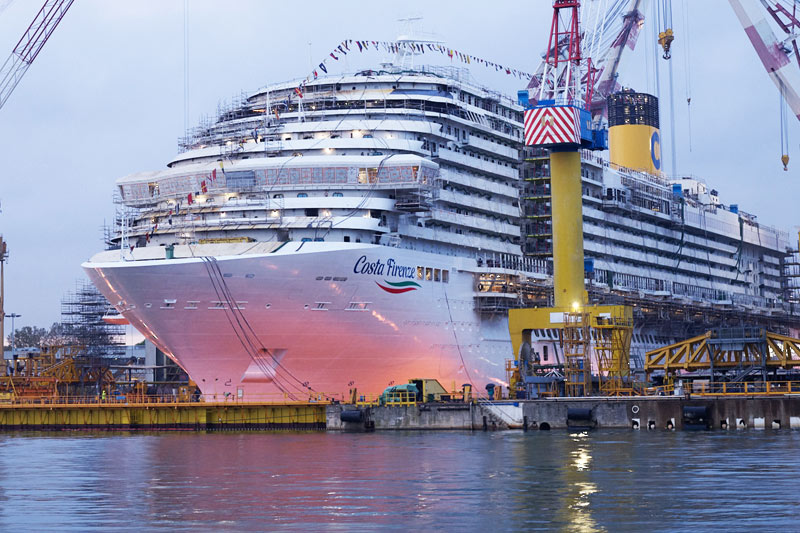Carnival Corporation to delay new ship introductions