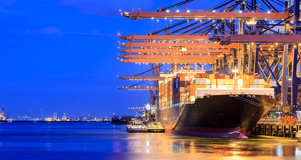 Daewoo and Port of Rotterdam work on smart port