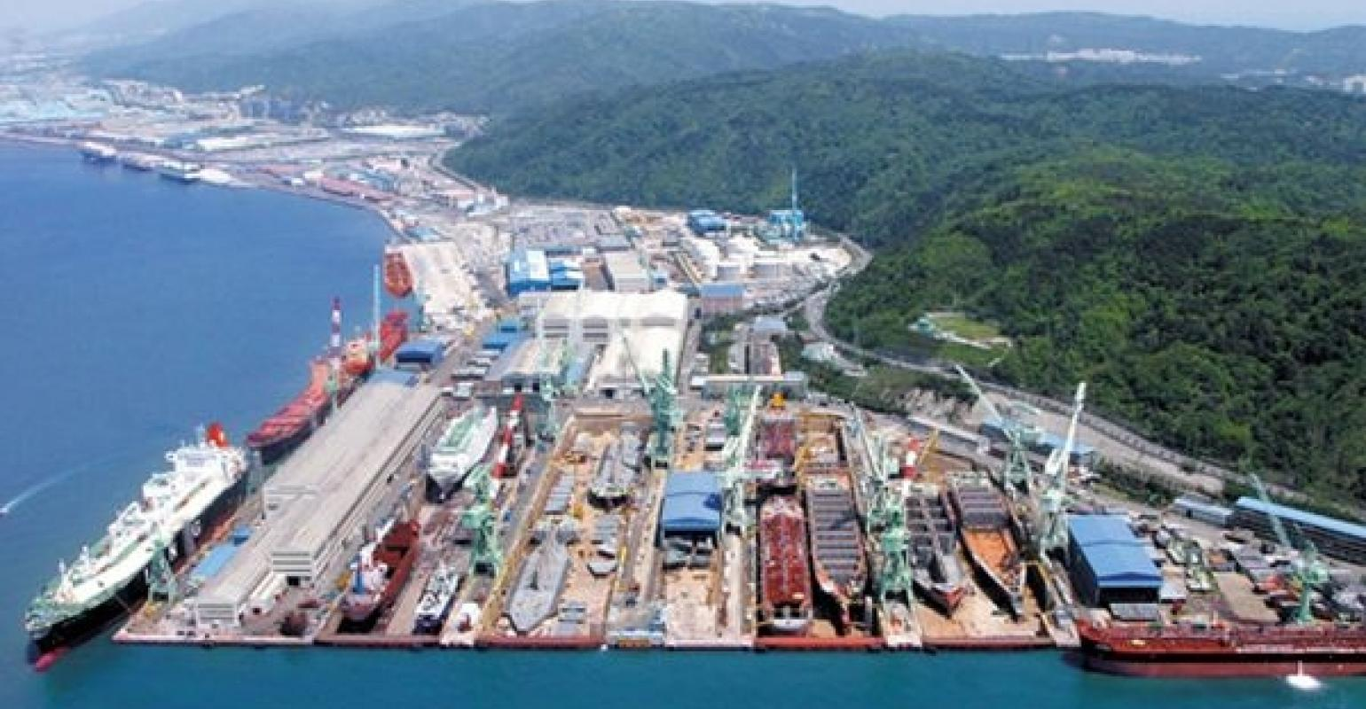 Hyundai Mipo received orders for petrochemical carrier quartet