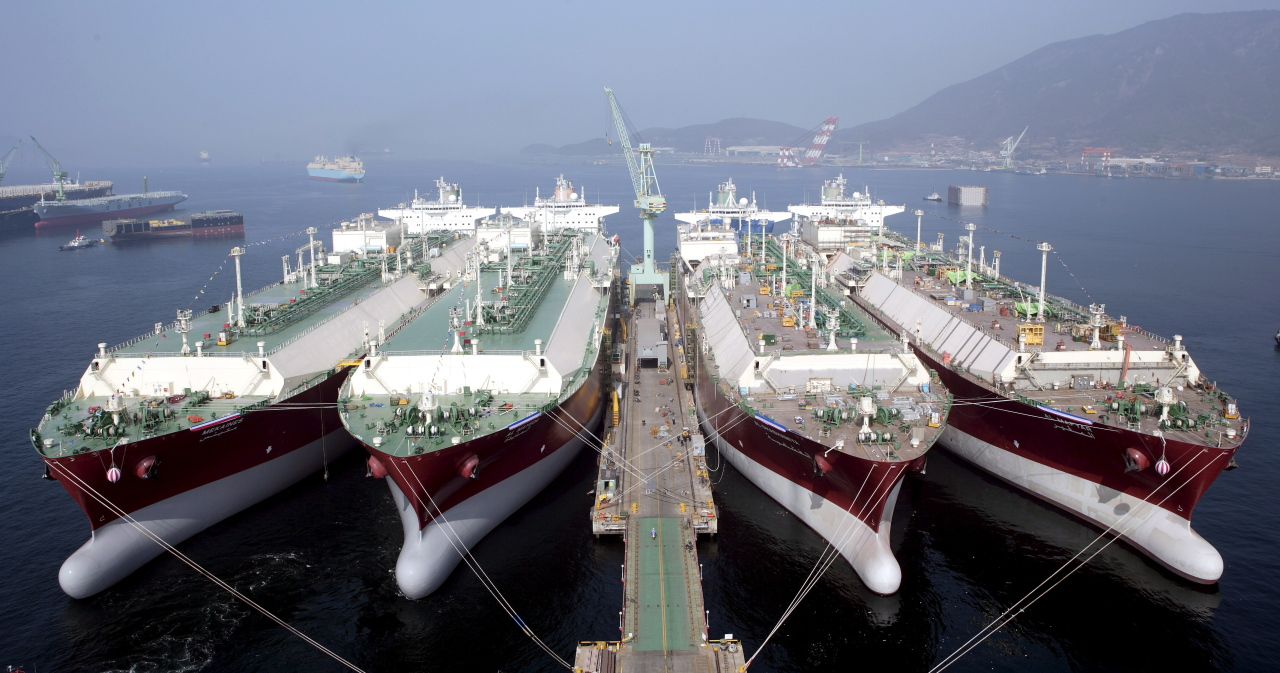Korea Shipbuilding received US$72.6 mln order from Asian client