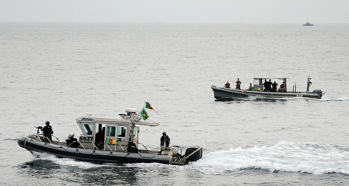 Five South Korean fishermen released by Nigerian pirates