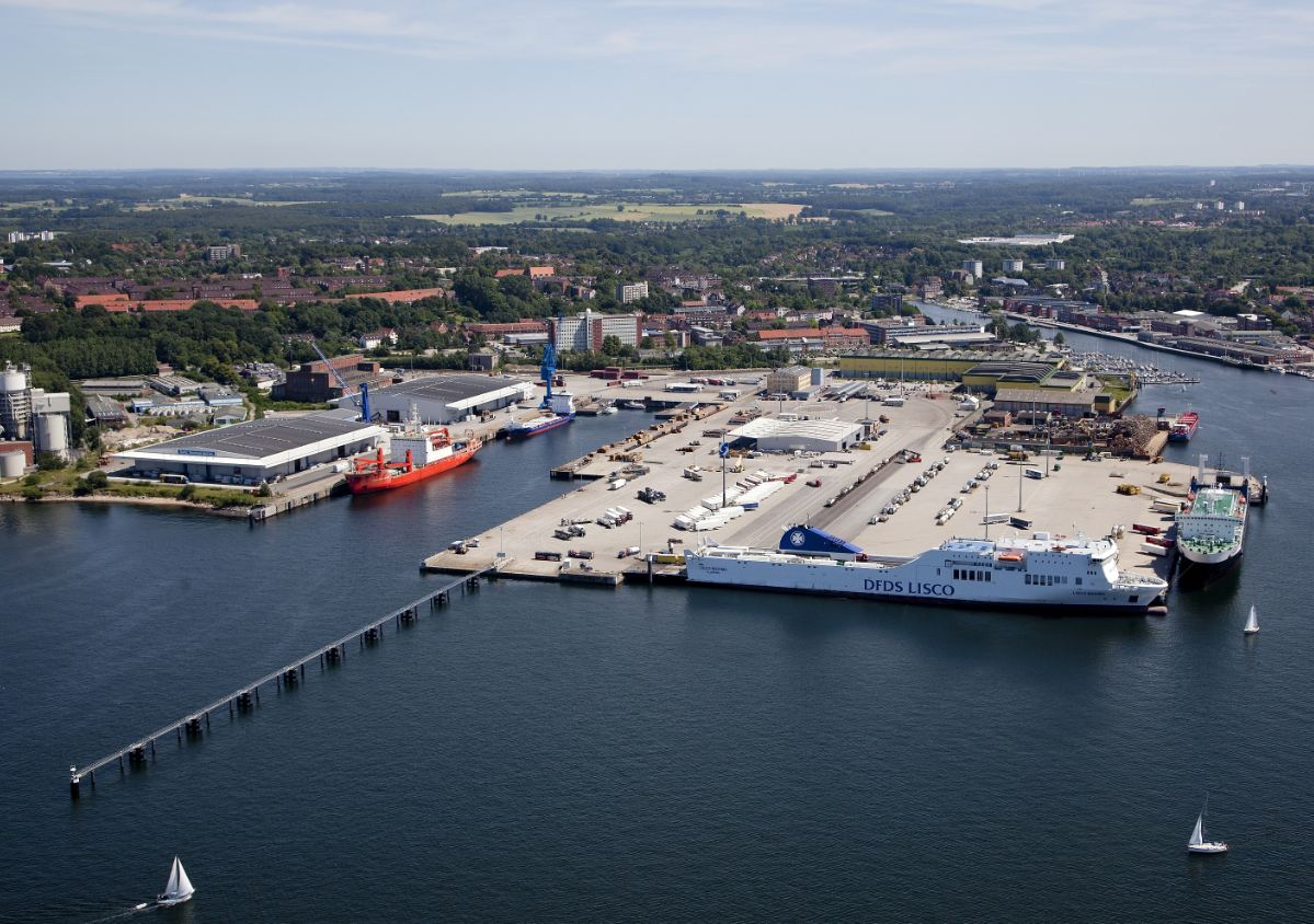Port of Kiel starts 2020 cruise season