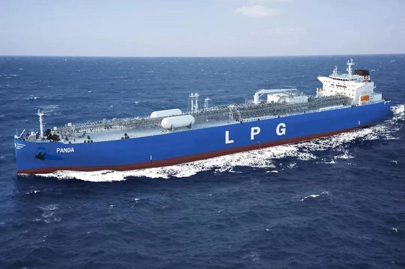 Jiangnan Shipbuilding receives order for VLGC trio