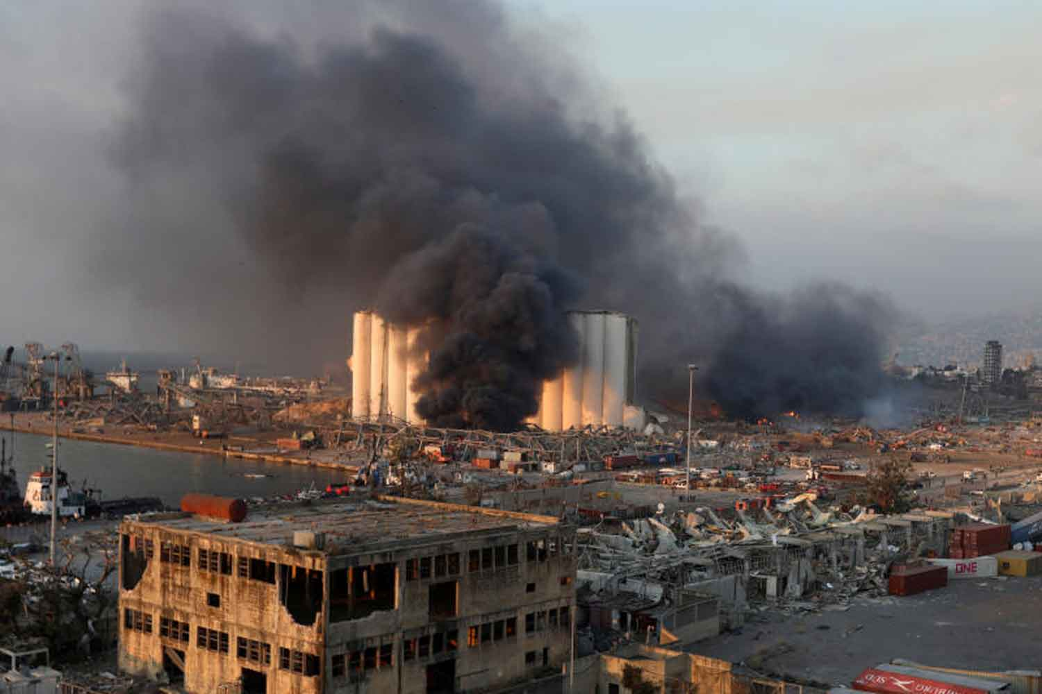 CMA CGM statesone worker is missing, many injured after Beirut blast