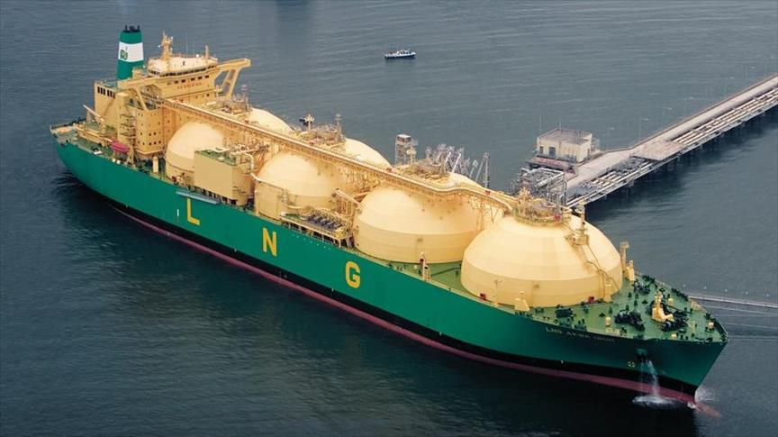 Shell Tankers signs charter contracts for six LNG carrier