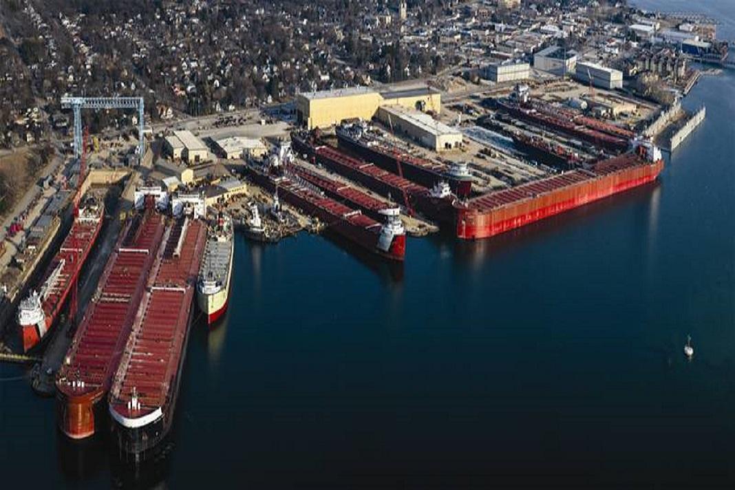 Fincantieri upgrades their facilities for Navy frigate work