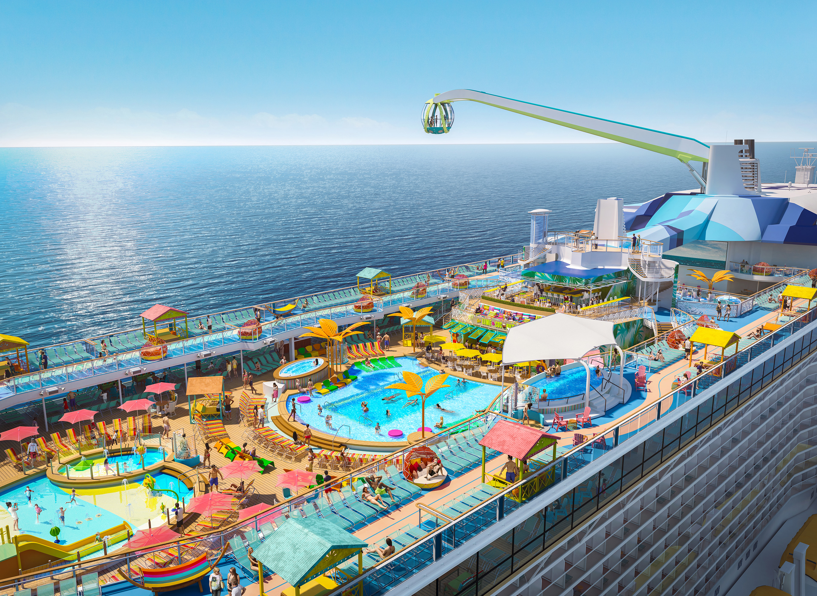 Newbuilds of Royal Caribbean to be delayed