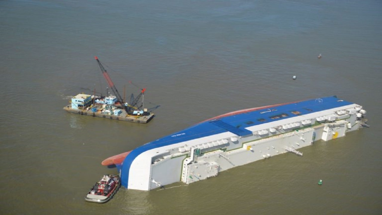 Salvage operations for Golden Ray resume