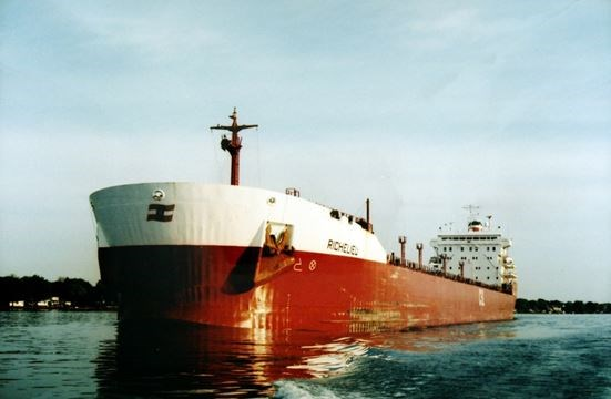 41-Year-old bulker decommissions by Canada Steamship Lines