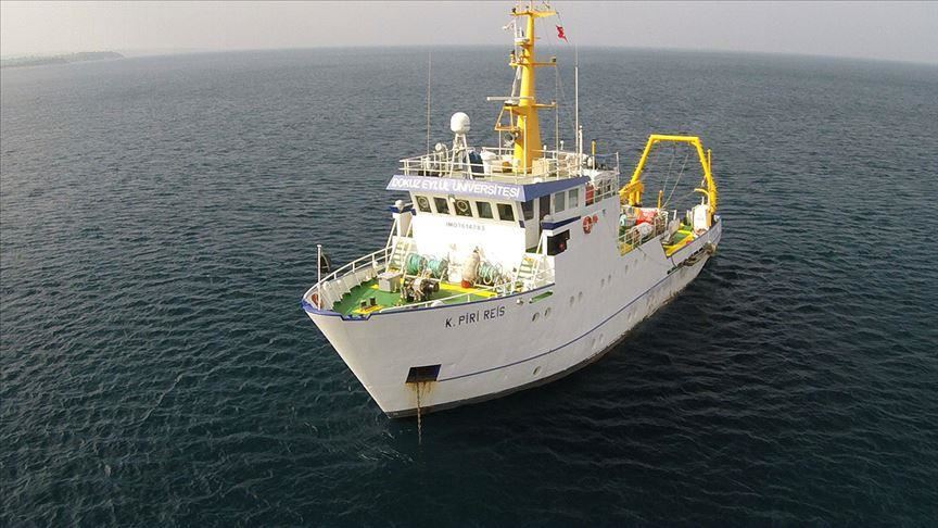 Turkish seismic vessel to conduct seismic studies in Black Sea