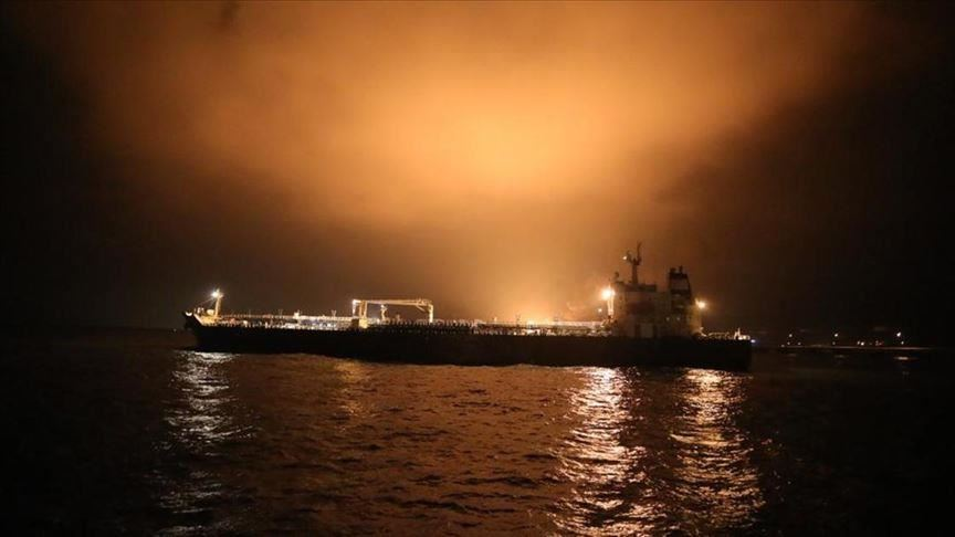 Trump administration seizes ships carrying Iranian oil