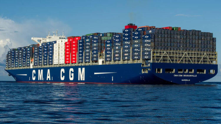 French shipping major CMA CGM resumes calls to Beirut