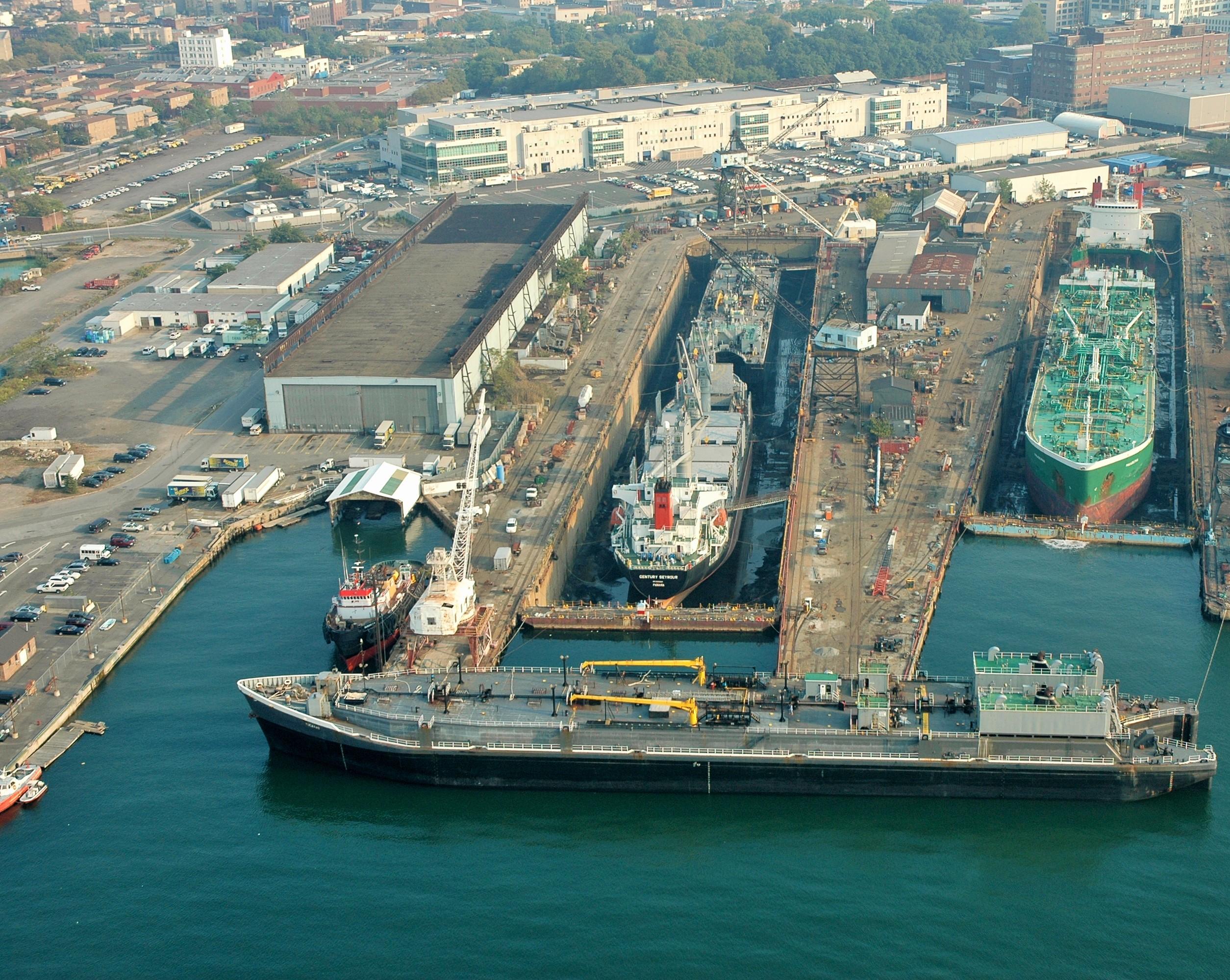 Boston Ship Repair awarded $16.5 million MSC contract